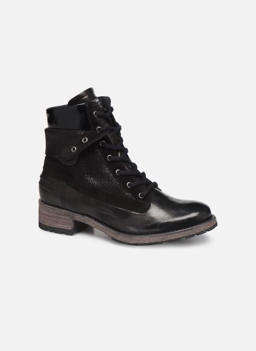 Bottines et boots Pataugas Deday C Noir vue détail/paire