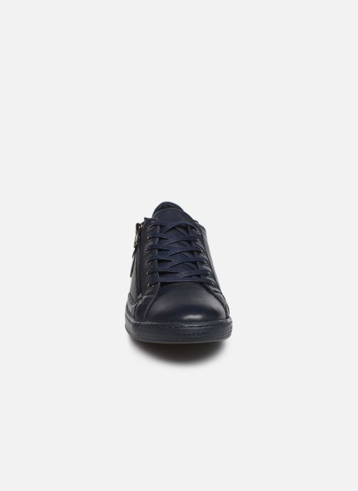 Baskets Pataugas Jester C Bleu vue portées chaussures