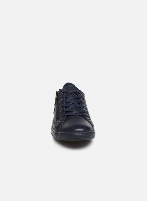 Sneaker Pataugas Jester C blau schuhe getragen
