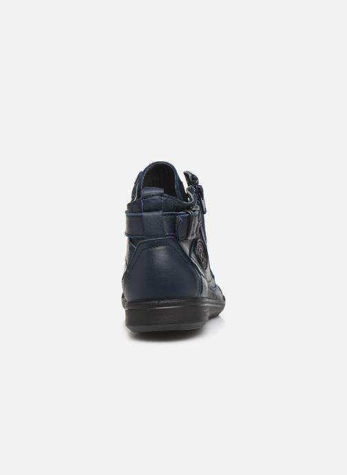 Sneakers Pataugas Palme C Blauw rechts
