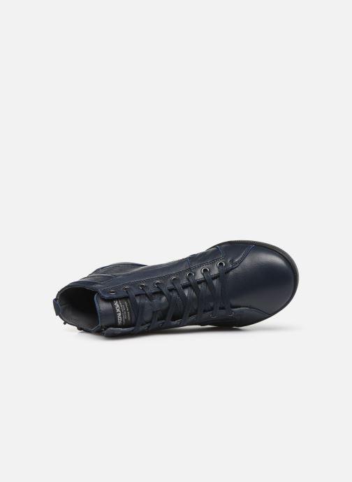 Sneakers Pataugas Palme C Blauw links