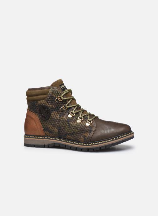 Bottines et boots Pataugas Nala C Vert vue derrière