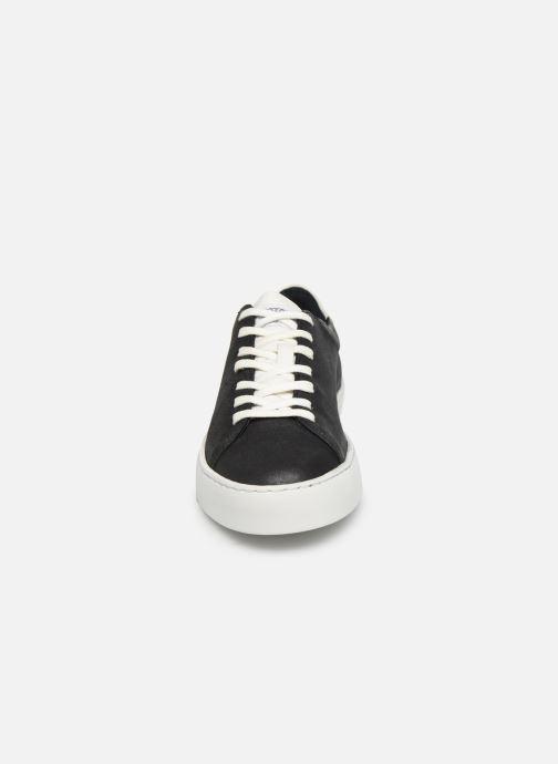 Baskets Pataugas Sella C Noir vue portées chaussures