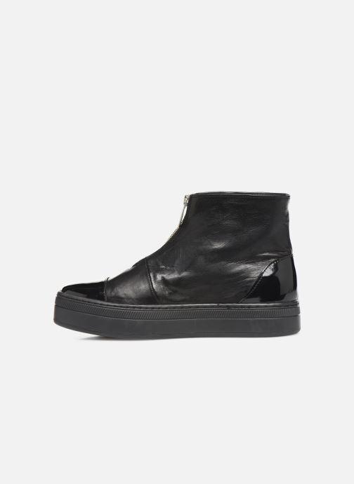 Bottines et boots Pataugas Valentina C Noir vue face