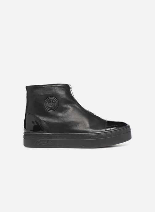Bottines et boots Pataugas Valentina C Noir vue derrière