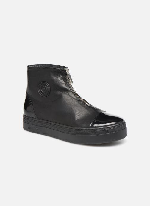 Bottines et boots Pataugas Valentina C Noir vue détail/paire