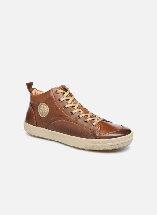 Sneakers Pataugas Carlo C Brun detaljeret billede af skoene