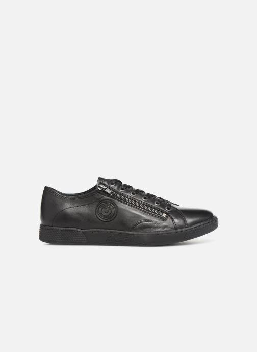 Sneaker Pataugas Jay C schwarz ansicht von hinten