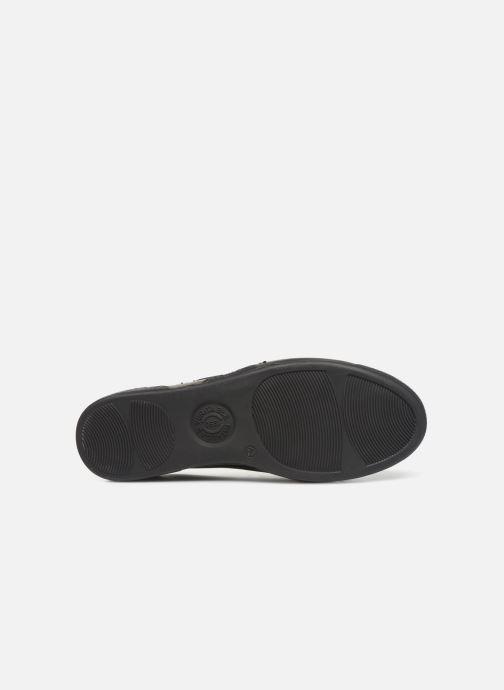Sneaker Pataugas Jay C schwarz ansicht von oben
