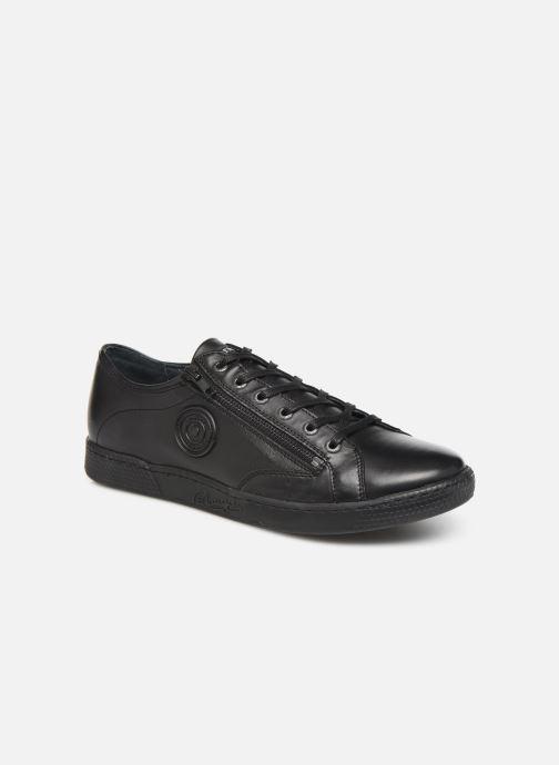 Sneaker Pataugas Jay C schwarz detaillierte ansicht/modell