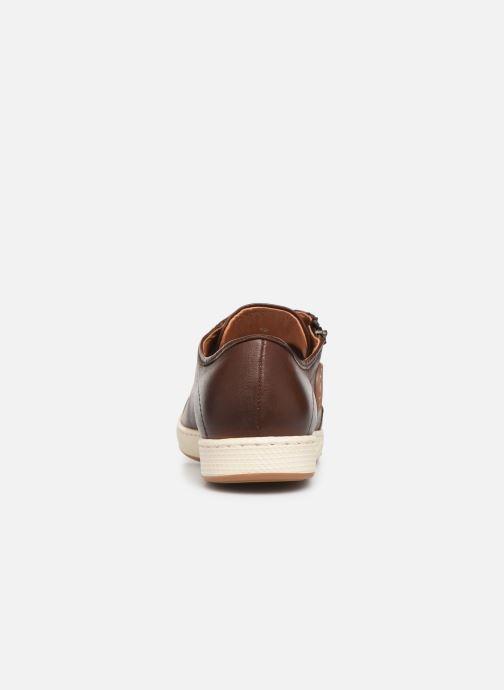 Sneaker Pataugas Jay C braun ansicht von rechts
