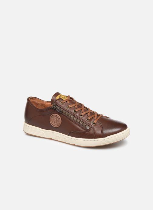 Sneaker Pataugas Jay C braun detaillierte ansicht/modell