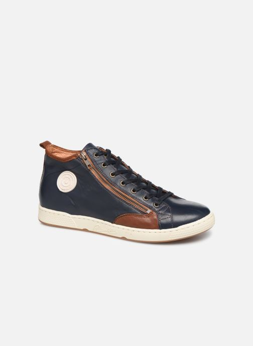 Trainers Pataugas Jayer C Blue detailed view/ Pair view