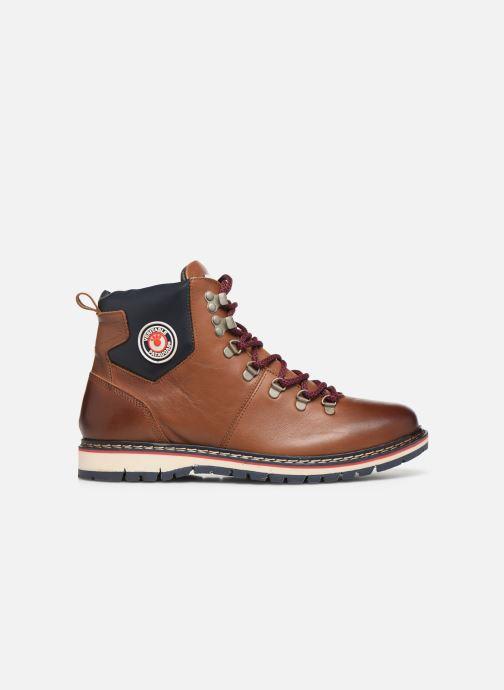 Bottines et boots Pataugas Neo C Marron vue derrière