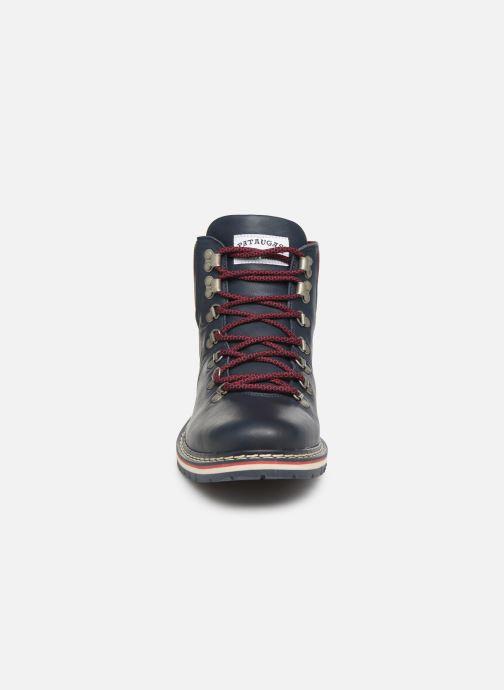 Bottines et boots Pataugas Neo C Bleu vue portées chaussures