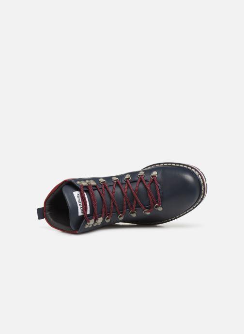 Bottines et boots Pataugas Neo C Bleu vue gauche