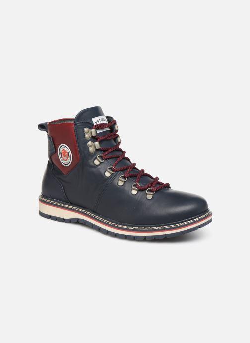 Bottines et boots Pataugas Neo C Bleu vue détail/paire