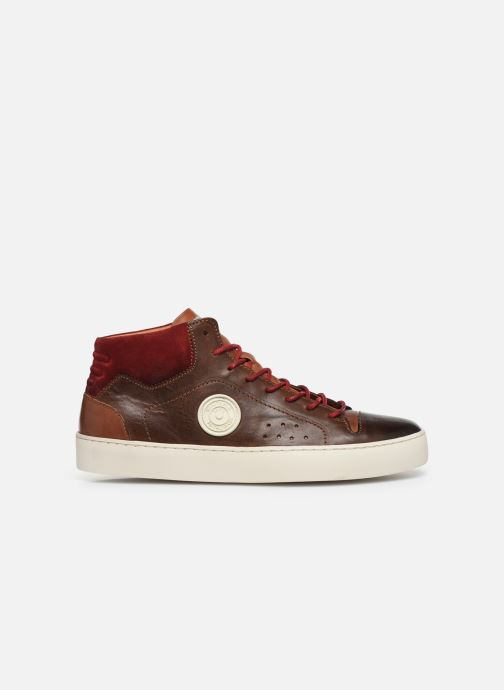 Trainers Pataugas Salvatore C Brown back view