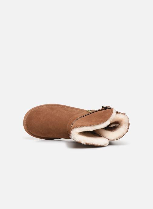 Bottines et boots Minnetonka Abey Marron vue gauche