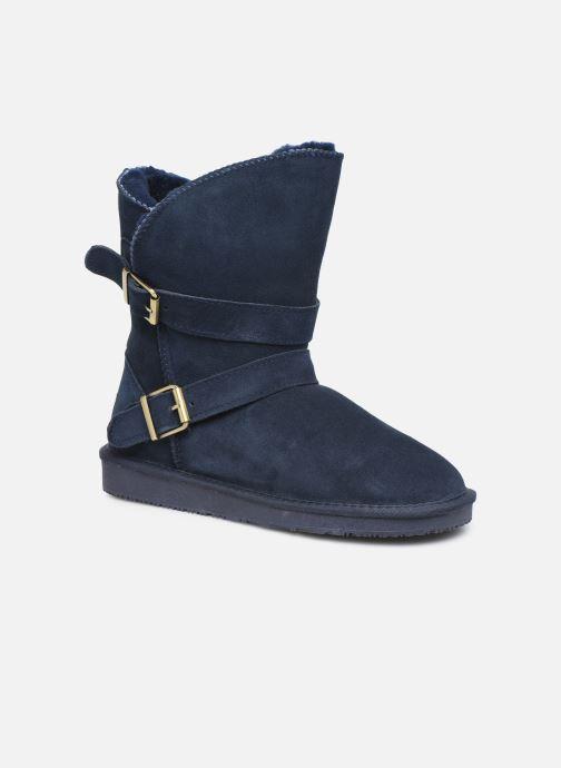 Stiefeletten & Boots Minnetonka Abey blau detaillierte ansicht/modell