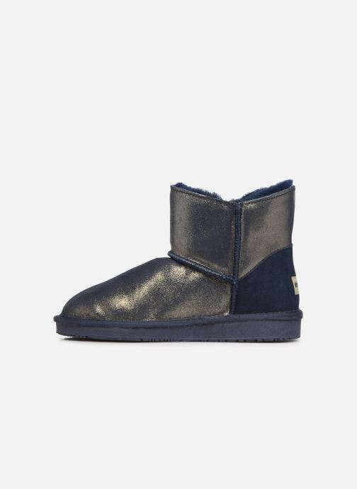 Bottines et boots Minnetonka Chayton Bleu vue face