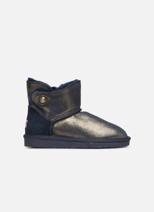 Bottines et boots Minnetonka Chayton Bleu vue derrière