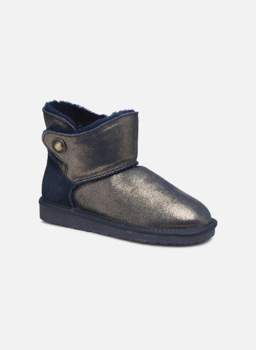 Bottines et boots Minnetonka Chayton Bleu vue détail/paire