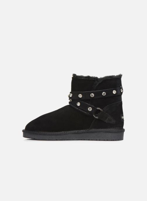 Bottines et boots Minnetonka Eyota Noir vue face