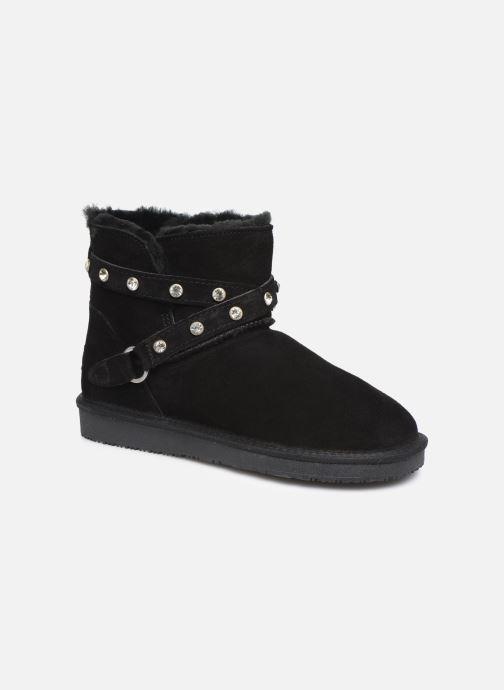 Bottines et boots Minnetonka Eyota Noir vue détail/paire