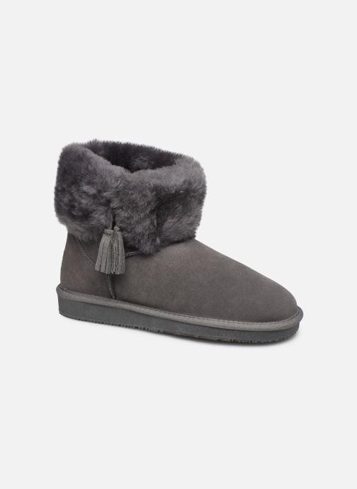 Bottines et boots Minnetonka Halona Gris vue détail/paire