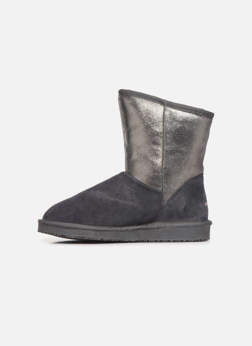 Bottines et boots Minnetonka Imala Gris vue face