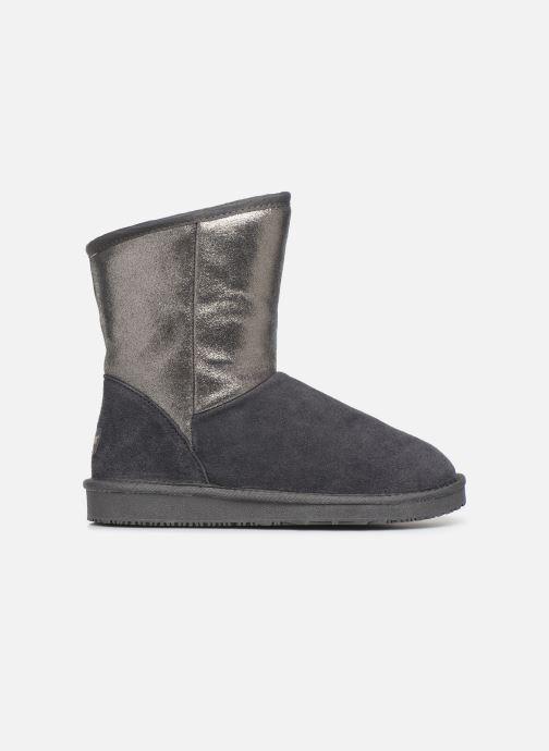 Bottines et boots Minnetonka Imala Gris vue derrière