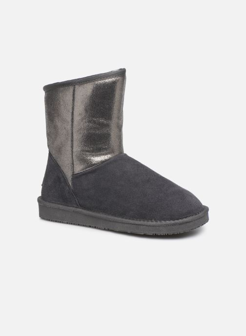 Bottines et boots Minnetonka Imala Gris vue détail/paire