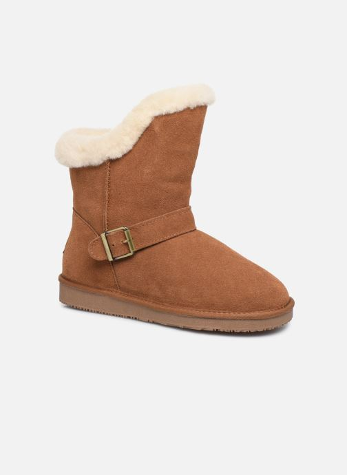 Bottines et boots Minnetonka Kachina Marron vue détail/paire