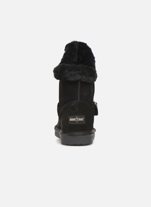 Bottines et boots Minnetonka Kachina Noir vue droite