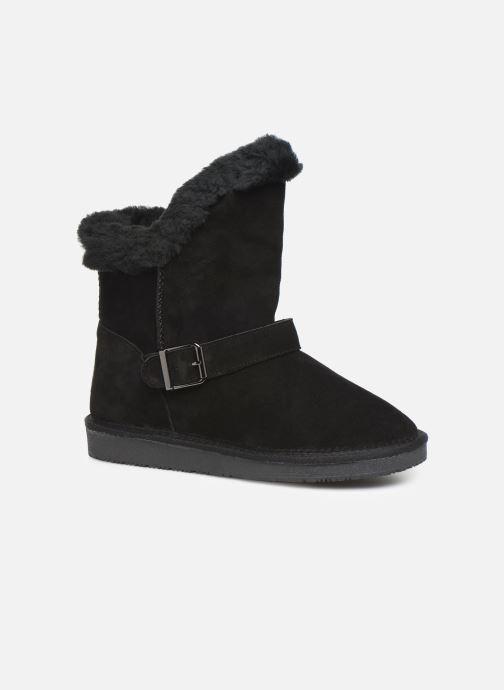 Bottines et boots Minnetonka Kachina Noir vue détail/paire