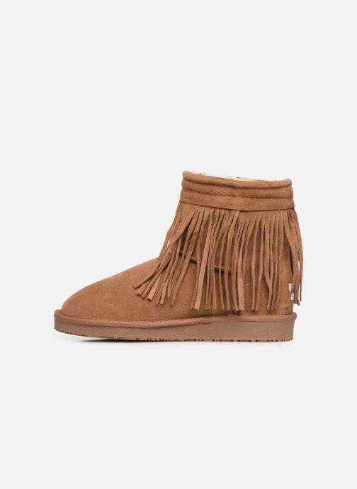 Bottines et boots Minnetonka Kanda Marron vue face