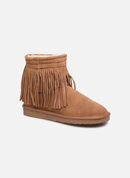 Bottines et boots Minnetonka Kanda Marron vue détail/paire