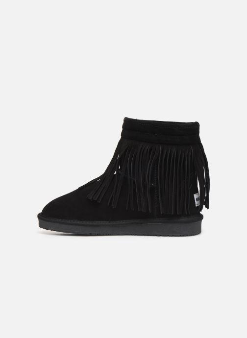Bottines et boots Minnetonka Kanda Noir vue face