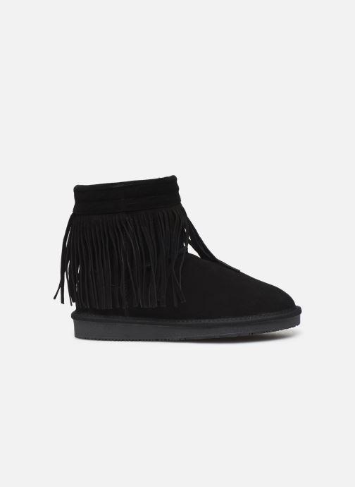 Bottines et boots Minnetonka Kanda Noir vue derrière