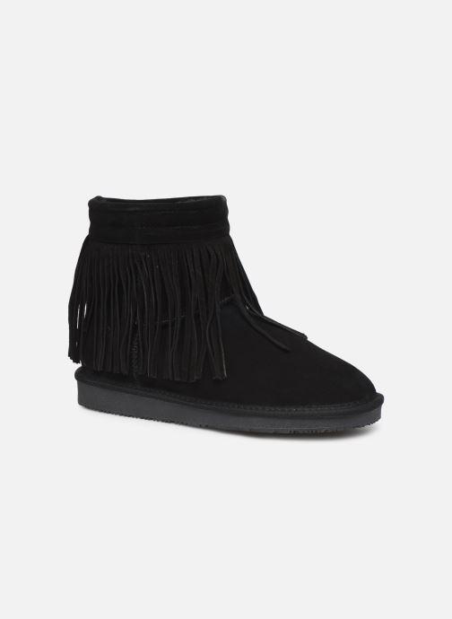 Bottines et boots Minnetonka Kanda Noir vue détail/paire