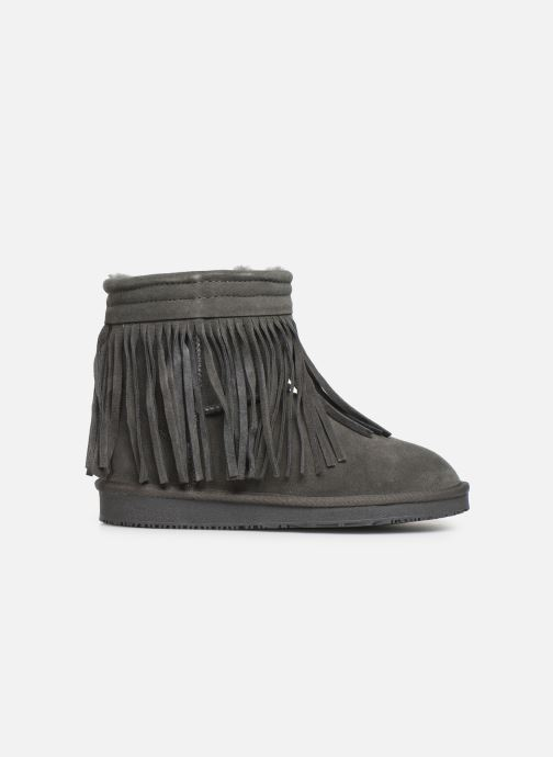 Bottines et boots Minnetonka Kanda Gris vue derrière