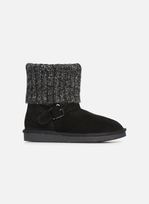 Bottines et boots Minnetonka Kaya Noir vue derrière