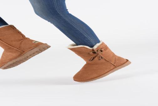 Støvler & gummistøvler Minnetonka Kiona Brun se forneden