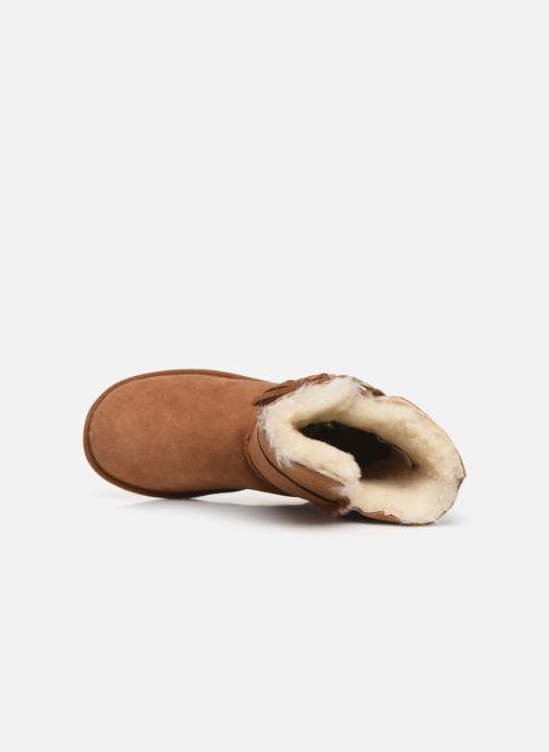Støvler & gummistøvler Minnetonka Kiona Brun se fra venstre
