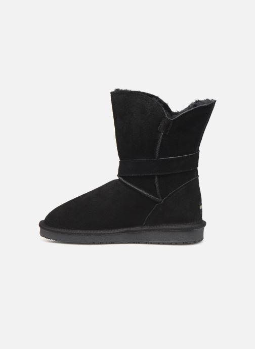Bottines et boots Minnetonka Lulu Noir vue face