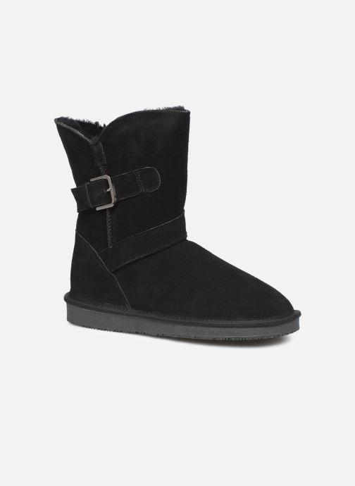 Bottines et boots Minnetonka Lulu Noir vue détail/paire