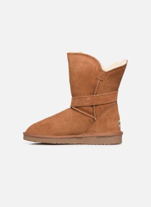 Bottines et boots Minnetonka Lulu Marron vue face