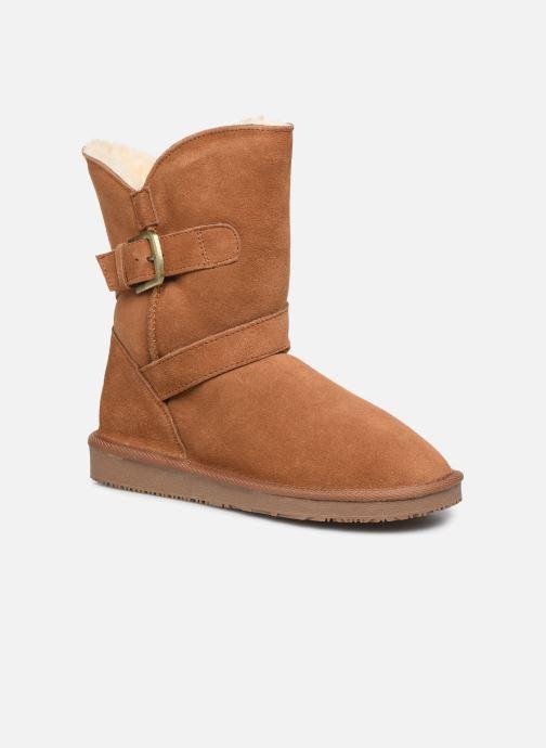Bottines et boots Minnetonka Lulu Marron vue détail/paire