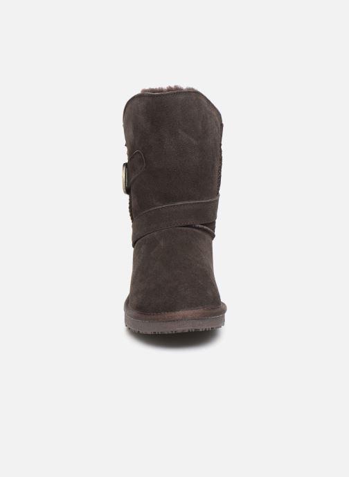 Stiefeletten & Boots Minnetonka Lulu braun schuhe getragen